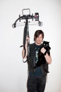 Norman & Cat
